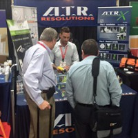 The International Surfaces Event, ATR Resolutions booth - Jan 20-22 2016