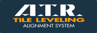 ATR Tile Leveling and Alignment system logo