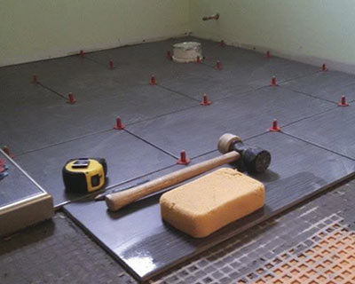 ATR Tile Leveling cross spacing plate